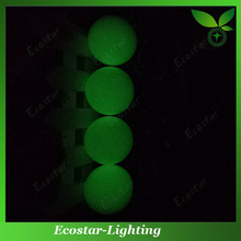 Cheap fluorescent golf balls supplier