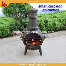 85H cast iron chimenea/Classic cast iron chiminea/Garden chimenea