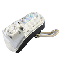 2014 hot selling plastic 2aa super white bicycle LED light