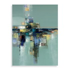 Modern abstract art on canvas for decor