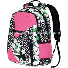 new waterproof 2014 teenage girls school backpack