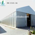 aluminium industrial storage tents