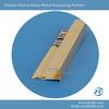 l profile shaped metal trim, aluminum wooden floor trim, trim tile bead