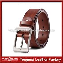 Luxury New 2014 Brand Mens Belts, Genuine Leather Belt Cow Split Good Quality Alloy Pin Buckle, Business Trouser Belts for Men
