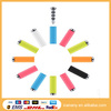 Factory Quick Click Button Dustproof Plug, Click Quick Button for Andriod Smartphone 3.5mm Headphone Dust Plug