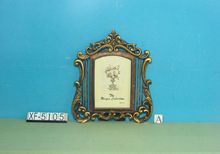 Best selling items smart collection wholesale resin craft photo frame from China factory