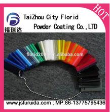 Powder Coating Nanotechnology electrostatic thermosetting spray powder coating