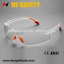 fashionable ANSI CE safety glasses anti-fog safety goggles