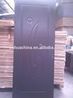 pvc decorative film for door baodu made genuine materia