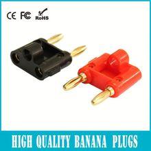 Banana plug jack 10 X Audio Speaker Screw Connectors 4mm