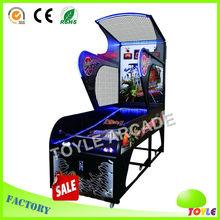 Universal Luxury Lucky sport game machine crazy basketball
