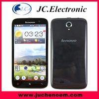 "Original 5.5"" Lenovo A850 MT6582m Quad Core Phone Android 4.2 1+4GB Multiple Languages Russian cheap 3G SmartPhone"