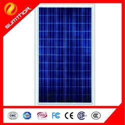 Tianzhiyuan sumthor Solar panel Polycrystalline 12v solar panel ST305P-24 solar panel factory