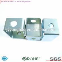 OEM ODM stamping parts suspension shock absorber bracket parts steel welding shock absorber stamping