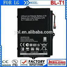 battery for LG Optimus Pad L-06C V900 v960 BATTERY BL-T1 v960 pad battery
