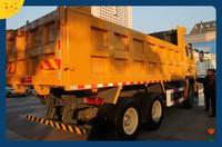 sinotruk hohan 371ps tipper truck hot sale
