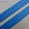 Blue woven high tenacity waterproof polyester nylon webbing band strap belt