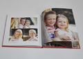 Veludo 4*6/pano de camurça tampa de casamento álbum de fotos do bebê rosa foto livro de registro deimpressão