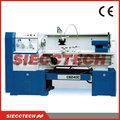Alta rigidez! China motor torno usado para corte de metal gap - cama do torno máquina C6240
