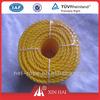 HDPE/PE Polyethylene 3 strand twisted rope, HDPE/PE Polyethylene fishing rope