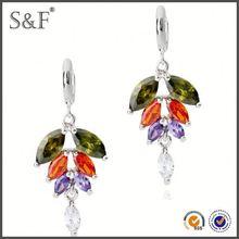 Latest Design Popular Zircon earring package