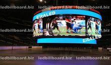 Energy saving full color HD LED video display screen luminous sofa