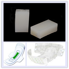 China supply psa based pressure sensitive hot melt adhesive for medical and hygiene