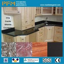 Low price natural brown granite for bathroom