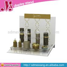 MX-ACM008 Exquisite makeup counter display / makeup display counter / acrylic tabletop display
