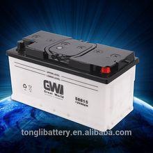 car battery manufacture dry din automotive battery DIN88-588015064