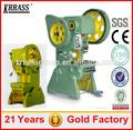 Máquina de perforación de perforación de chapa de acero, Manual de perforación de la máquina, Mecánica de prensa de energía