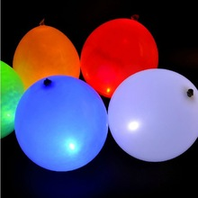 party supply flashing inflatable LED balloon light toy for party led glow light balloon supply FC900133