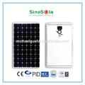 Paneles solares monocristalinos 500w con tuv/iec61215/iec61730/cec/ce/pid