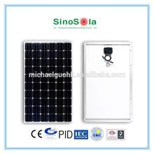 solar panels 500w monocrystalline with TUV/IEC61215/IEC61730/CEC/CE/PID