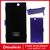 Ultra Thin Kickstand power bank case covers For SONY XL39H 4500mah