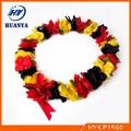 Partido havaiano flor lei, Masquerade Hula mostrar coroa de flores traje do carnaval