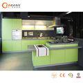 Sıcak satış mdf mutfak dolapları, mutfak paslanmaz çelik lavabolar