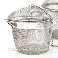 Hot Sale Stainless Steel Bucket Tea Strainer