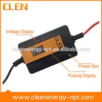 CLEN protable car 12V lead acid battery desulfator