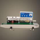 Continuous PP bag sealing machine FRD-1000 PE bag sealer