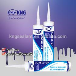 Ozone resistant fast solidification Sealant GP selante de silicone ge