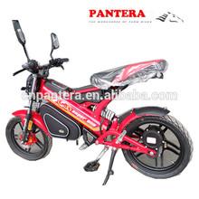 PT-E001 Portable EEC Light Weight Brushless Motor Folding Green Power Electric Bike