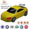 PSS-CA8 Audio car shape design, mini usb car speakers