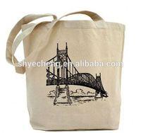 high quality 100 cotton gift bag (YC3346)