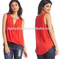 china fornecedores de vestuário blusas de chiffon design elegante