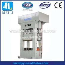 Meili Y27 500T new hydraulic press machine for wheel barrow high quality low price