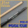 Custom pool cue stick