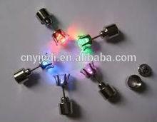 Promotion Hot Selling flashing LED Stud Earrings FQ-E-94240