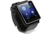 Low cost bluetooth watch phone smartwatch skype facebook whatsapp gmail