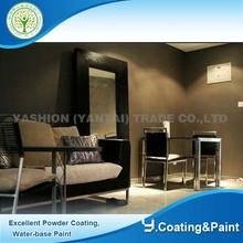 indoor furniture production aluminum coating electrostatic powder paint